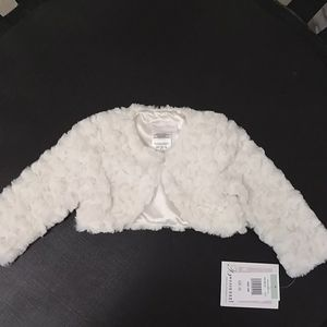 Ivory fur for 18 months baby